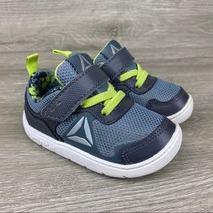 Reebok Ventureflex Stride 5.0 Infant Shoes Size 4